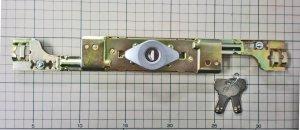 画像1: 川上(KAWAKAMI)シャッター錠ディンプルキータイプ改良型(さくら限定特価)