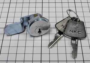 画像1: カムロック PLC錠