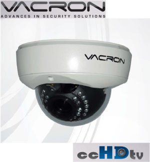 画像1: CCHDTV・頑強型(対破壊)ドーム型赤外線カメラ(web特価)