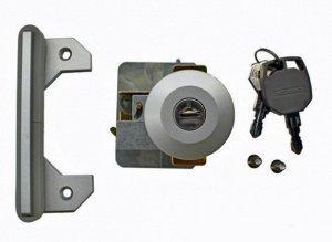 画像1: ★ヨド物置 蔵MD錠