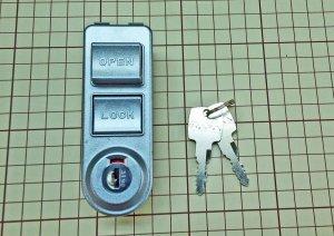 画像1: ★イナバ物置錠 NK錠