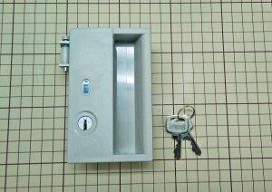画像1: プラス(アルプス)ロッカー錠(新)インジケーター付き