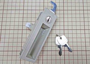 画像1: ライオン LION ロッカー錠(新) 10個特価