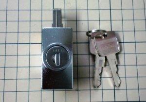 画像1: ★イナバ物置MC-KAN錠